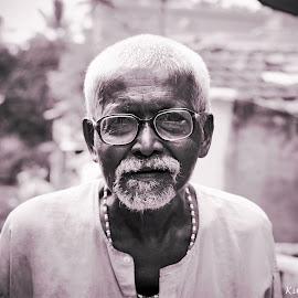 by Kuntal Bose - People Portraits of Men