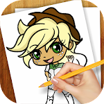 Draw for Equestrian Girl 1.01 Apk