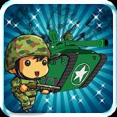 Game Tank Battle: Defense WarFare APK for Kindle