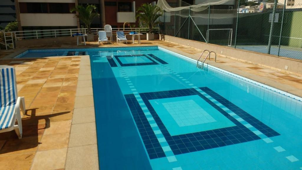 Apartamento com 4 dormitórios, 280 m² - venda por R$ 1.600.000,00 ou aluguel por R$ 5.000,00/mês - Parque do Colégio - Jundiaí/SP