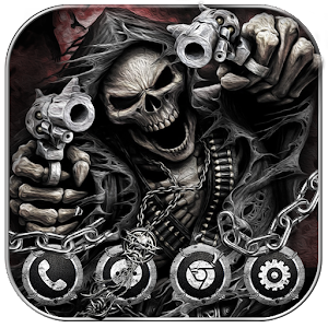 Hell Devil Death Skull Theme