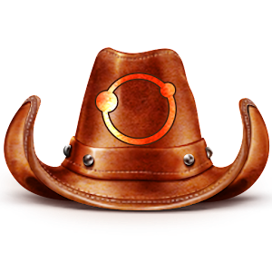 Cowboy Hat Icon Pack