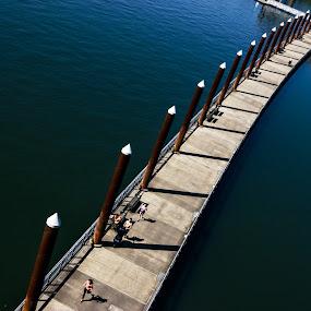 by Eric Hanson - Buildings & Architecture Bridges & Suspended Structures