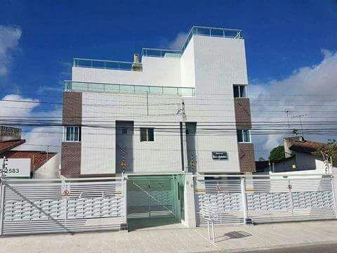 Cobertura Residencial à venda, Bancários, João Pessoa.