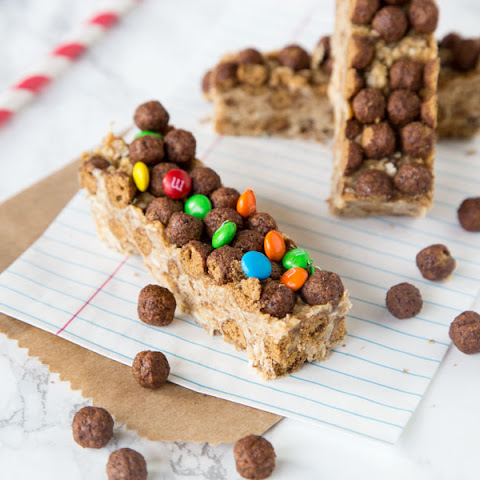 Cocoa Puffs Cereal Bars