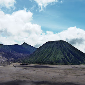 Batok, Bromo Mountain by Joseph Basukarno - Landscapes Mountains & Hills