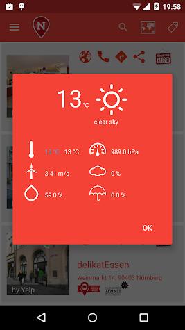 Nürnberg App für Shopping Screenshot