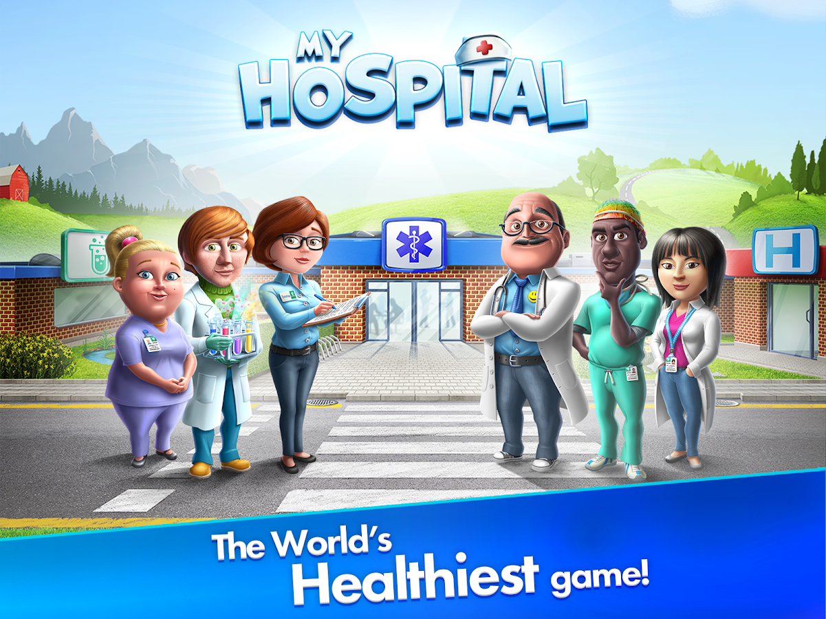 My Hospital: Build and Manage Screenshot 11