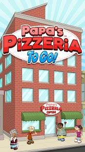 Papa's Pizzeria To Go! for pc