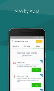 Avira Antivirus Security APK for Bluestacks