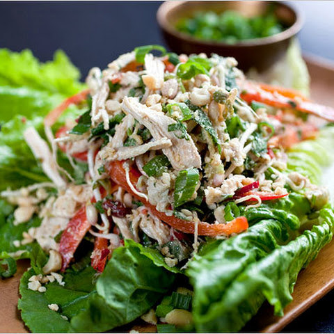 Indonesian-Style Chicken Salad