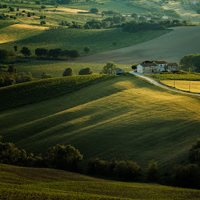 by Lukáš Lang - Landscapes Prairies, Meadows & Fields (  )