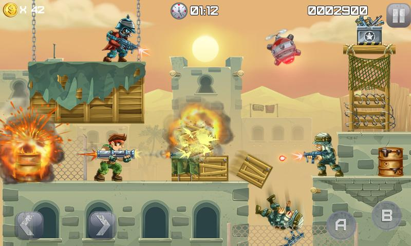 Metal Soldiers Screenshot 3