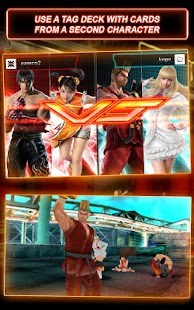 Game Tekken Card Tournament (CCG) APK for Kindle