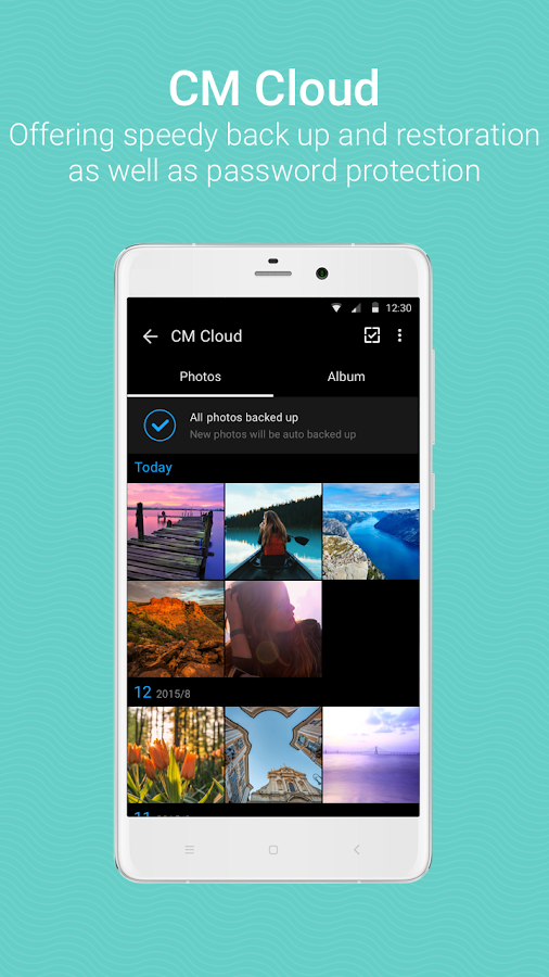 QuickPic Gallery  Fast & light Gallery for Android Screenshot 4