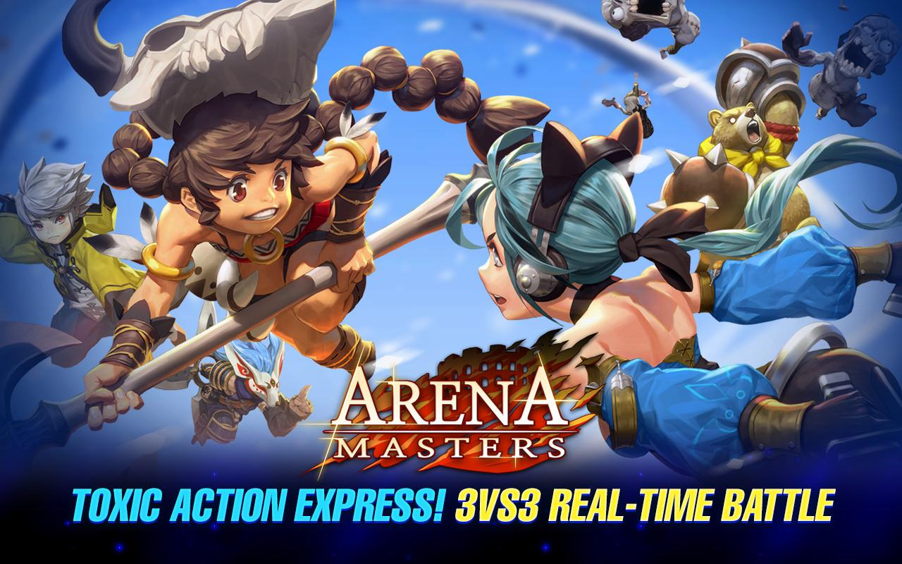 Arena Masters android spiele download