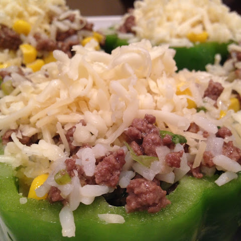 Kid-Friendly Stuffed Peppers