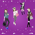 Game Winter Fashion Dress Up APK for Kindle