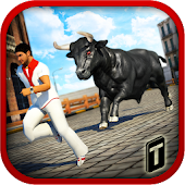 Angry Bull 2016  for Android