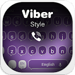 Keyboard Theme for Vibe Icon