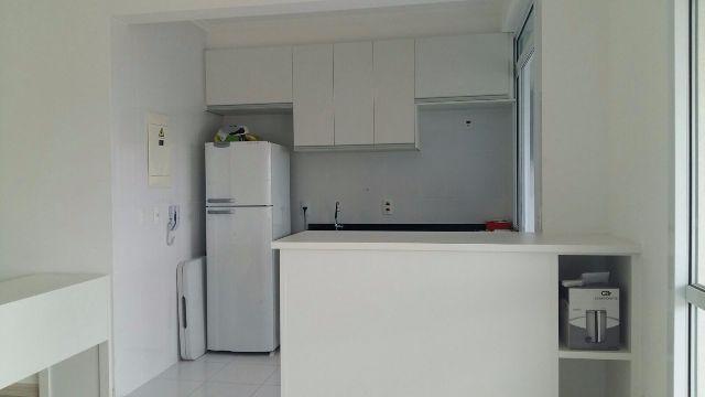 Flat MOBILIADO com 1 dormitório à venda, 48 m² - In Design - Vila Arens - Jundiaí/SP