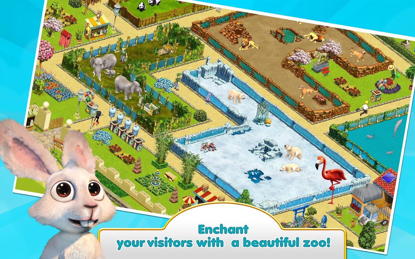 MyFreeZoo Mobile Screenshot 5