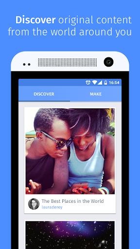 Webmaker screenshot 1