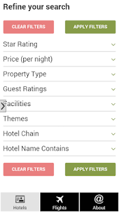 Istanbul Hotels and Flights - screenshot