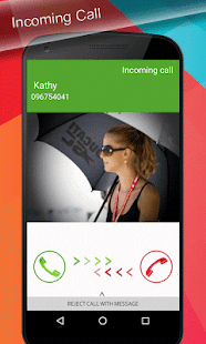 Fake Call GirlFriend APK for Kindle Fire
