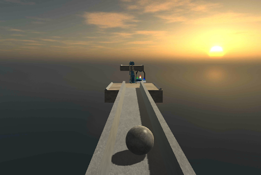 Balance Ball - screenshot