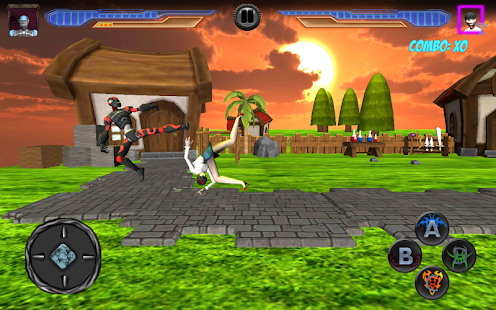 Iron Termination Fight - screenshot