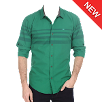 Man Casual Shirt Photo Suit Apk