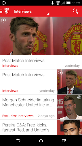 Manchester United APK