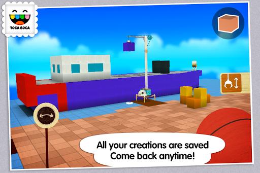 Toca Builders screenshot 4
