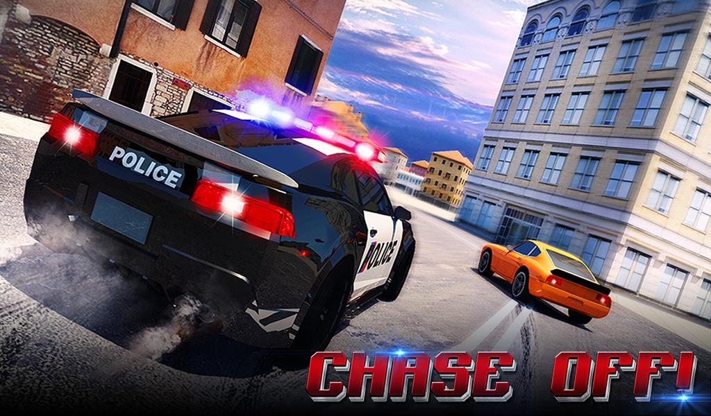Police Chase Adventure sim 3D Screenshot 10