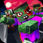 Game Blocky Zombie Simulator: Undead City APK for Windows Phone
