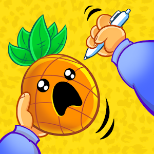 Pineapple Pen Icon