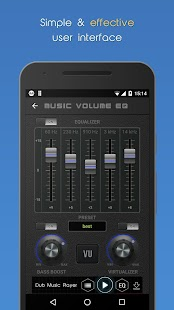 Download Music Volume EQ + Amplifier APK on PC