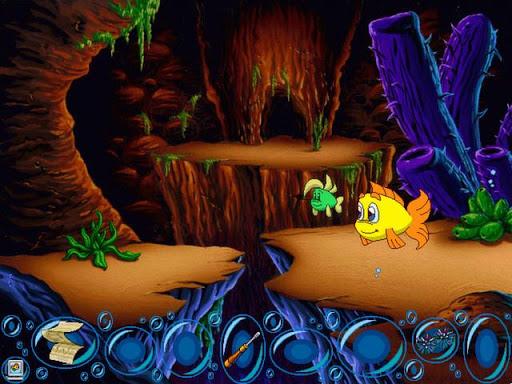 Freddi Fish: Hogfish Rustlers - screenshot