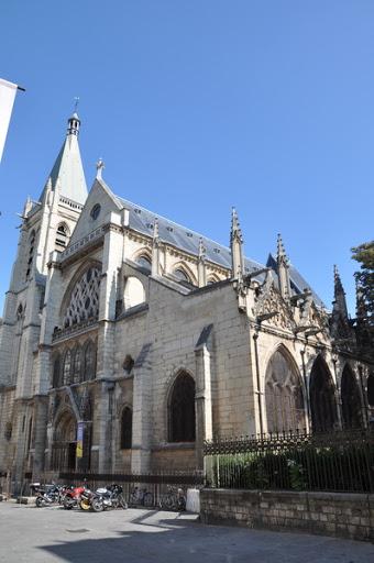 photo de Saint-Séverin