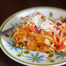Roasted Fall Vegetable Lasagna