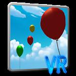 Balloons VR Cardboard Icon