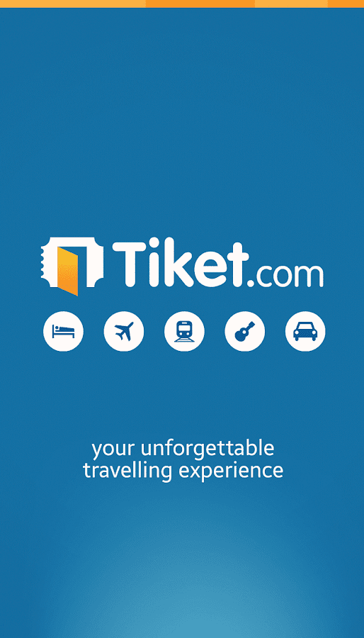 Tiket.com - Flight & Hotel Screenshot 0