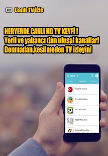 Download Türkiye Canlı TV İzle APK for Android Kitkat