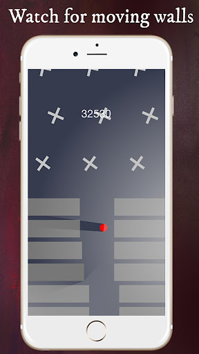 Dot Swipe Race - screenshot