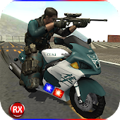 Game Police Motorcycle Secret Agent APK for Windows Phone
