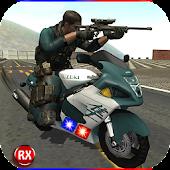 Police Motorcycle Secret Agent APK for Bluestacks