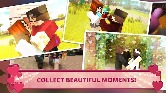 Love Story Craft: Dating Simulator Games for Girls