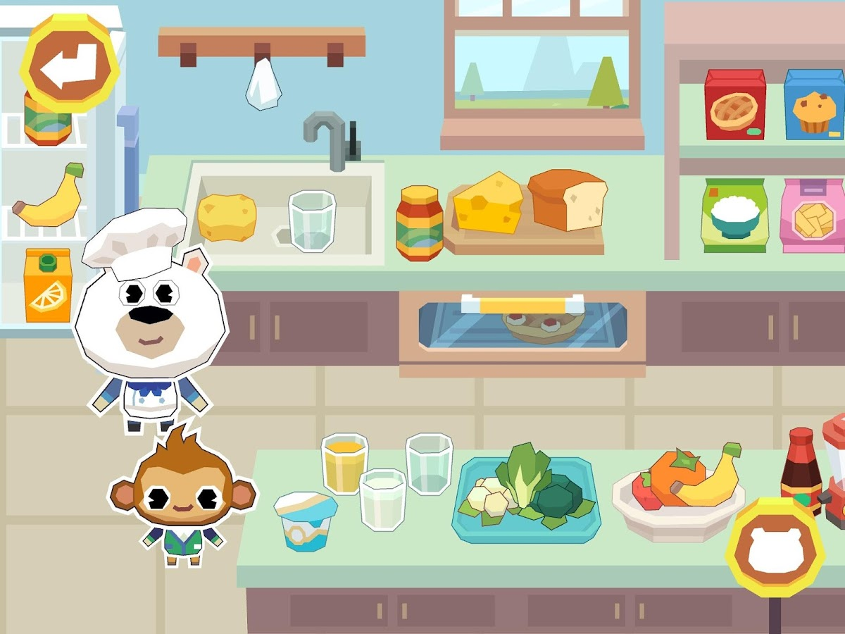 Dr. Panda School Screenshot 15