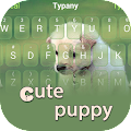 Free Cute Puppy Theme Keyboard APK for Windows 8